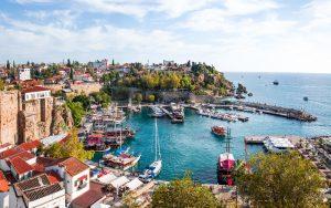 Antalya ,yaz tatili