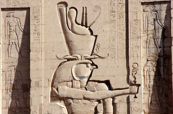 Mısır Edfu