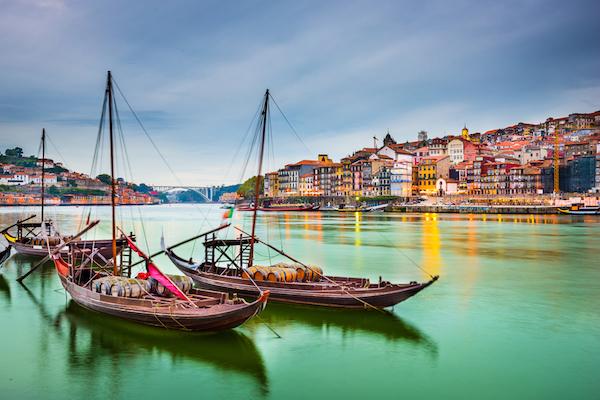 Porto Douro Nehri